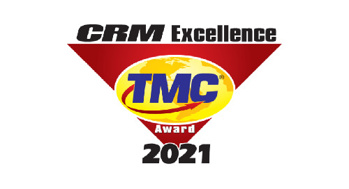 LeanData Wins 2021 CRM Excellence Award