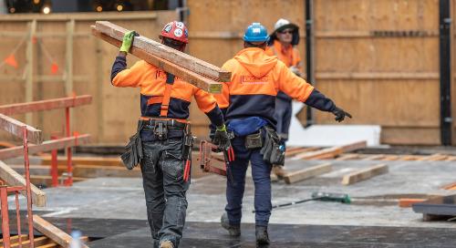 Verhoog bouwproductiviteit en verbeter winstgevendheid