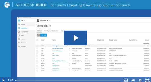 Construction Cost Control [VIDEO]