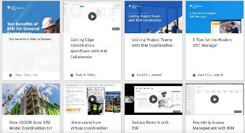 Autodesk BIM Collaborate Resource Hub