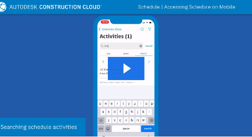 ProTip #2 - Accessing Schedule on Mobile