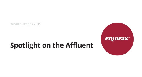 Spotlight on the Affluent - Wealth Trends 2019