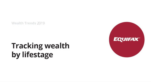 Wealth by Lifestage - Wealth Trends 2019