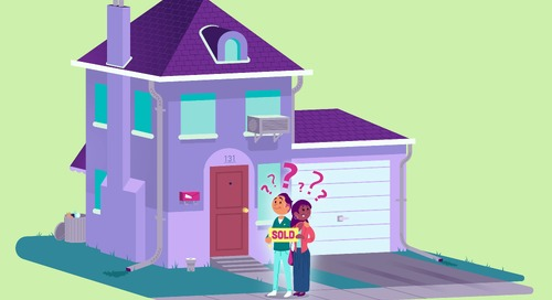 """I bought a home - now what?"""