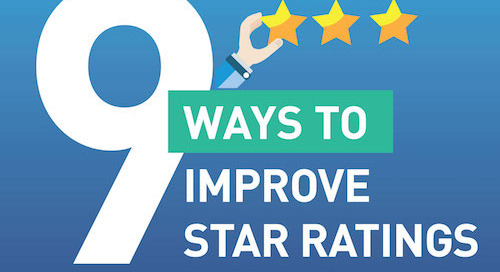 [Infographic] 9 Ways to Improve Star Ratings for Your Properties