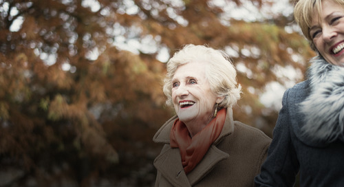 Home alone: is your ageing parent okay?