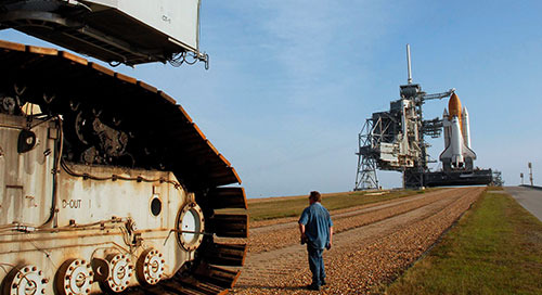 In space, no-one can hear you drill - Is mining in space really a possibility?
