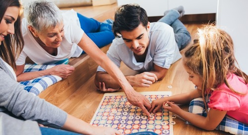 Board games are playing for keeps