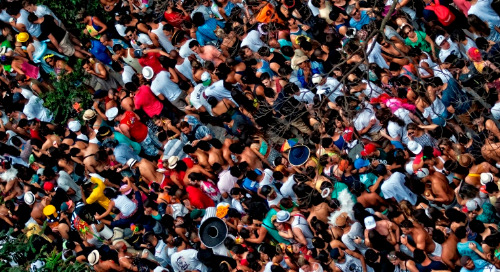 Crowd control: Can Earth sustain another billion people?