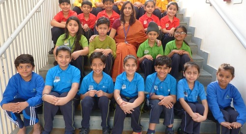 Stories from the field: Language lessons with Hindi teacher Chetna Jain