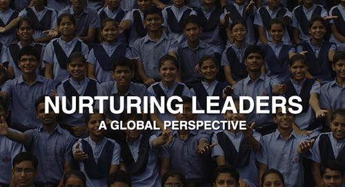 Nurturing leaders - A global perspective