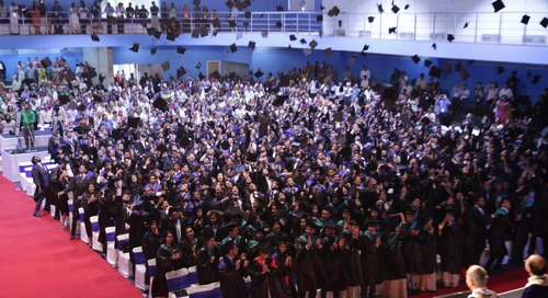 Shiv Nadar University hosts its 3rd Convocation Ceremony