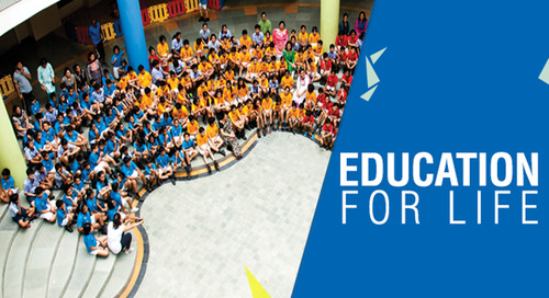 Education for Life – Building future-ready schools today