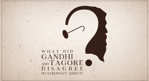 Is Tagore's philosophy of education the way forward for India?
