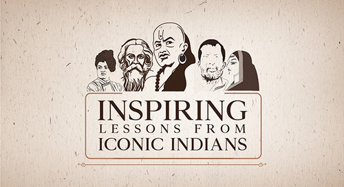 Inspiring Lessons from Iconic Indians