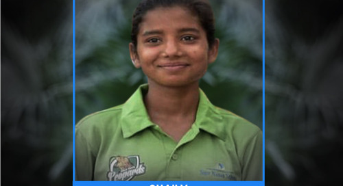 Excellent academic support at school helps Shaily keep her dreams alive and secure her future concurrently…
