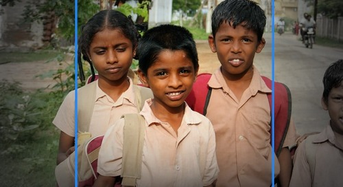 Ambuj, Riya, Anshi & Gopal's lives transformed with guidance that mattered and education that helped them soar