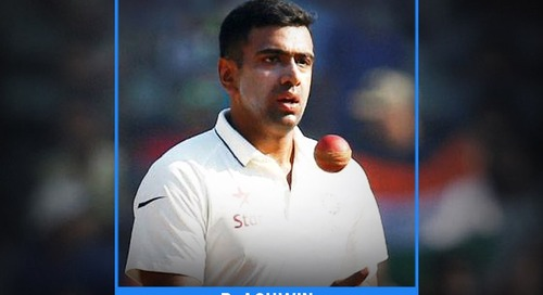 India's most successful spinner Ravichandran Ashwin knows exactly how to set each batsman up, attributes his success to hardwork and passion