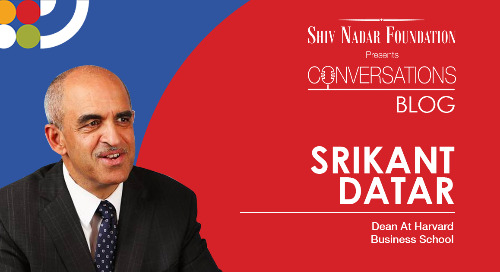 Srikant Datar - World's Leading Authority in Design Thinking