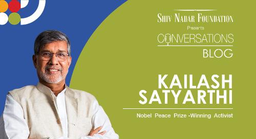 Kailash Satyarthi - Nobel Peace Prize Winning Activist