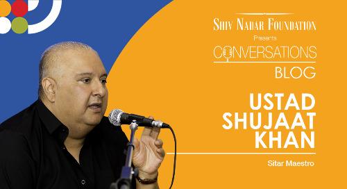 Ustad Shujaat Khan - Sitar Maestro