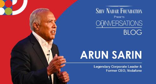 Arun Sarin - Former CEO of Vodafone