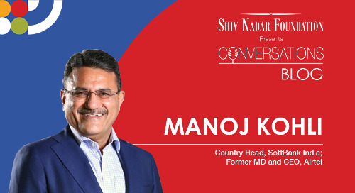 Manoj Kohli - Country Head of SoftBank