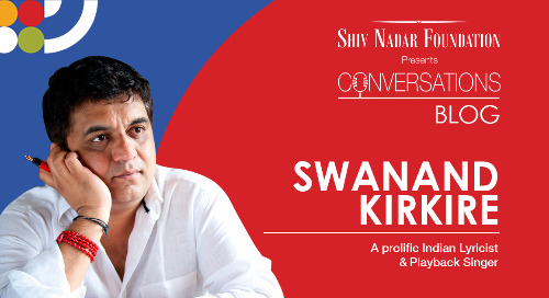 Swanand Kirkire - Award winning Lyricist, Actor, Writer & Playback Singer