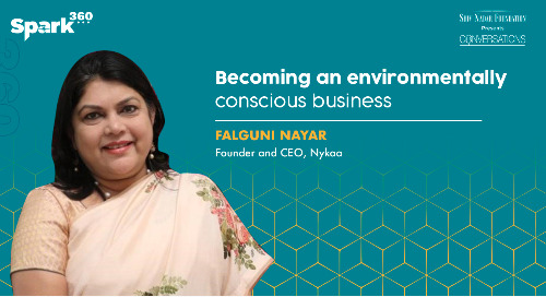 SNF Conversations - #Spark360 | Sustainability: Ep 27 - Becoming environmentally conscious as a business