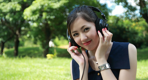 Podcasts Offer Opportunity to Improve Language Skills