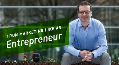 How Tyler Douglas Runs Marketing Like an Entrepreneur