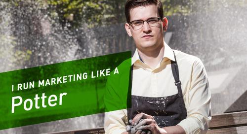 How David Schermbeck Runs Marketing Like a Potter
