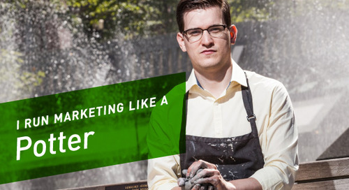 How David Schermbeck Runs Marketing Like a Potter