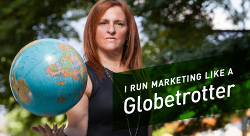 How Lori Aizer Runs Marketing Like a Globetrotter
