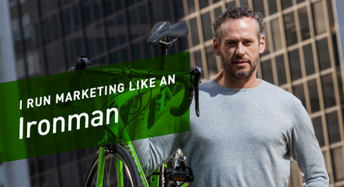 How James Thomas Runs Marketing Like an IRONMAN®