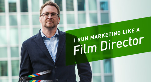 How Scott MacGregor Runs Marketing Like a Film Director