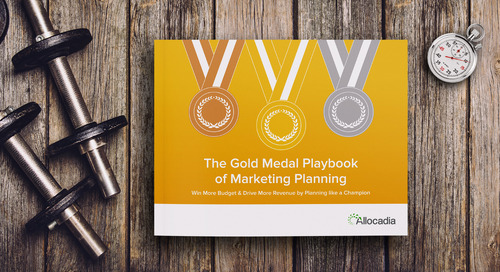 The Gold Medal Marketing Planning Playbook