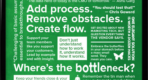 The Marketing Operations Manifesto