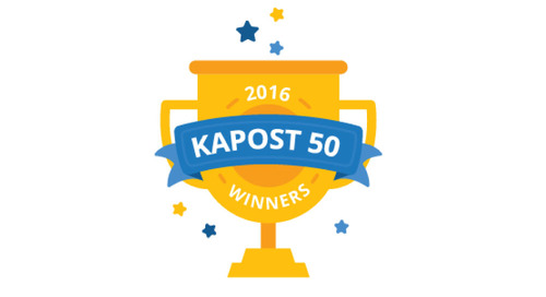 Allocadia Named a Top B2B Marketing Brand in the Kapost50