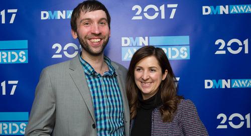 Allocadia Wins BIG at 2017 DMN Awards
