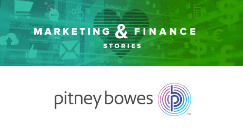 Marketing & Finance Story: Pitney Bowes