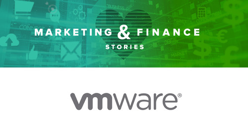 Marketing & Finance Story: VMware
