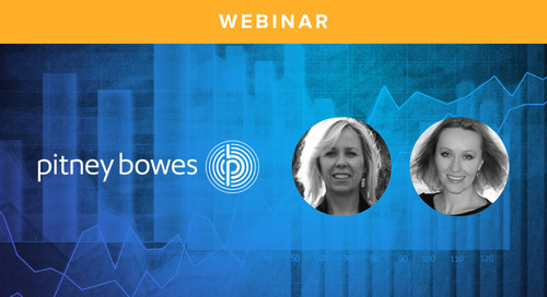 "How Pitney Bowes Got to Marketing ROI by Starting with ""I"""