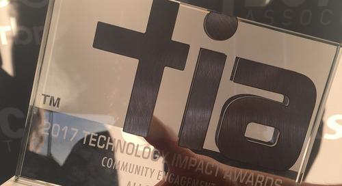 Allocadia Wins 2017 BCTIA for Community Engagement