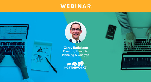Webinar Recap: How to Break Down Walls Between Marketing and Finance