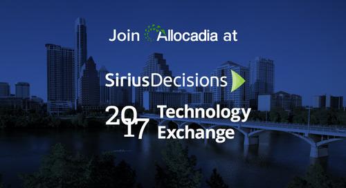 SiriusDecisions TechExchange 2017 in Austin, TX