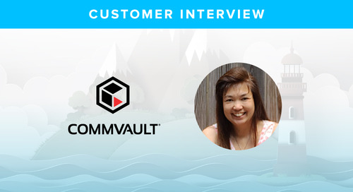 A Day In The Life Of A World-Class Marketing Ops Pro: An Interview With Commvault's Anna Soo