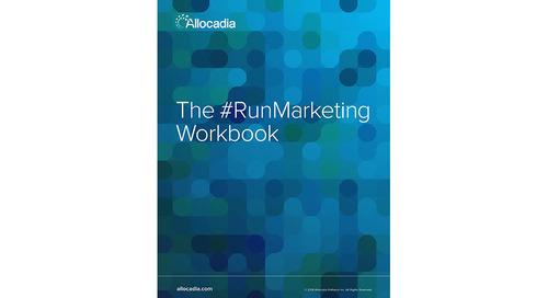 The #RunMarketing Workbook