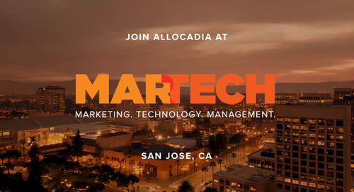 MarTech West 2018 Conference in San Jose