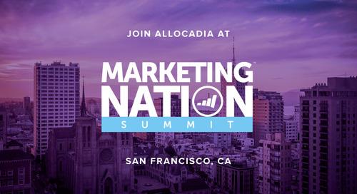 Marketo's Marketing Nation Summit 2018 in San Francisco